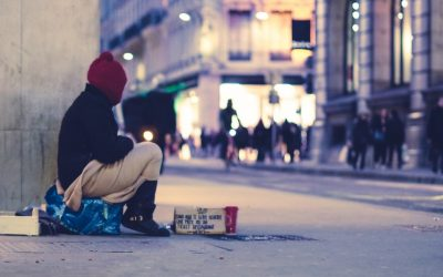 Supporting Homelessness over Christmas and beyond