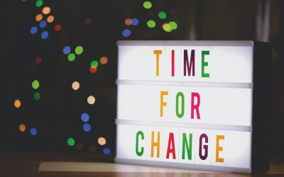 Change is the Only Constant in Times of Uncertainty