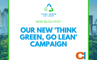 Introducing: Think Green, Go Lean Campaign